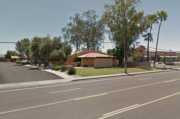 Our dental office in Mesa, AZ