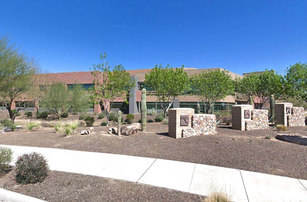 Our dental office in Scottsdale, AZ